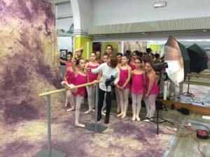 Nathalie presac photographe danse studio